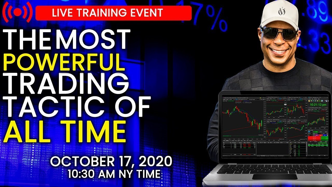The Most Powerful #Trading Tactic Of All Time