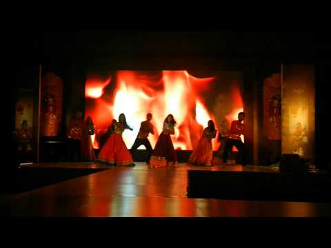 studio234 choreography hindi fusion DEUTSCHE BANK performance