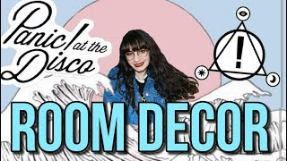 DIY Panic At The Disco Room Decor Bella Lucci
