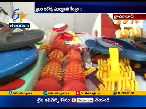 Organic Food Festival Ends in Hyderabad   Central Ayush Minister Attends
