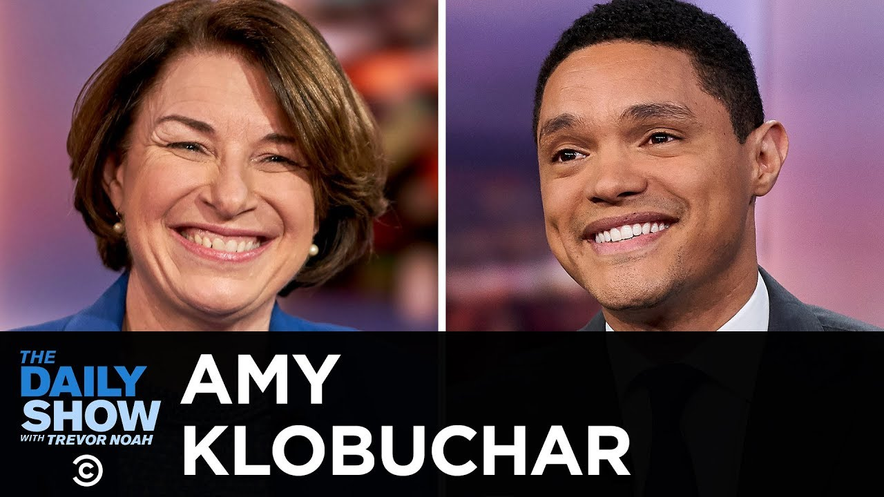 Amy Klobuchar - Seeking to Be the President for All of America in 2020 | The Daily Show