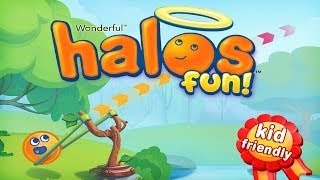 Halos Fun™ by PikPok Halos Fun is a fun, fresh game for little ange...