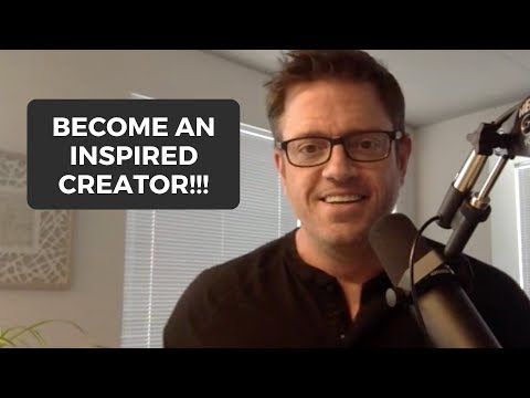 Become an Inspired Creator