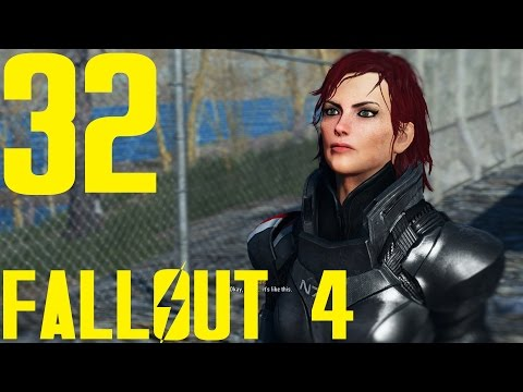 Fallout 4 Survival [1.5] Playthrough pt32 - Benign Intervention
