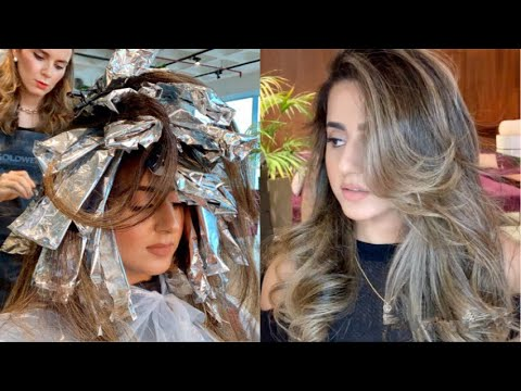 BALAYAGE HAIR COLOR TRANSFORMATION | WHAT TO EXPECT & ASK FOR | HADIA