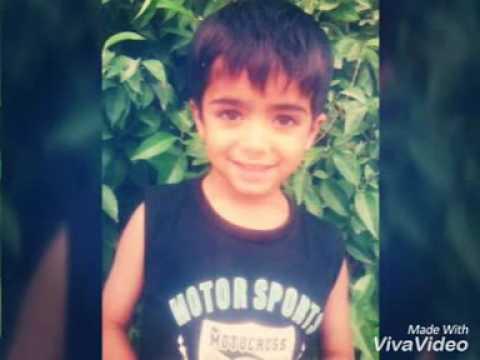 My Son Ghulam Haidar Sarangzai