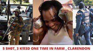 5 $H@TT 3 K!llEDD By $H0TT@ZZ One Time In FARM Clarendon T0mmy & $P!CE S@GA Update
