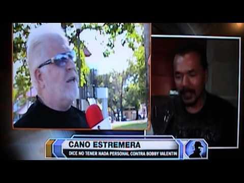 Cano Estremera (Le Responde y le envia mensage a Bobby Valentin) 2014