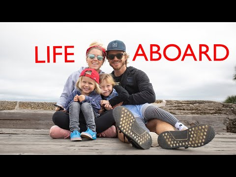 BIG WAVES FOR THE HOLIDAYS: Life aboard our Nordhavn 55 yacht #11