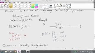 Quantization and Probability
