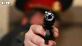 Фото Полицейский расстрелял коллег в Москве