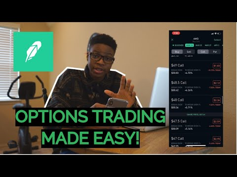 HOW TO TRADE OPTIONS ON ROBINHOOD! | STEP-BY-STEP