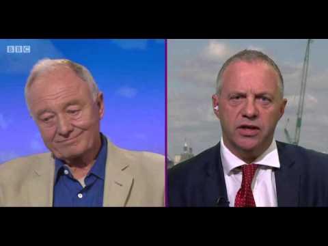 John Mann slams Ken Livingstone on Daily Politics