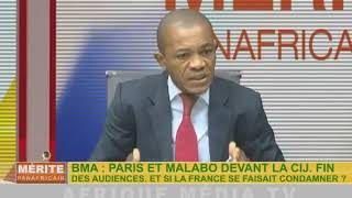Pdt Banda Kani: PROCÈS FRANCE VS GUINÉE EQUATORIAL ETAT DELINQUANT (1ère reaction)