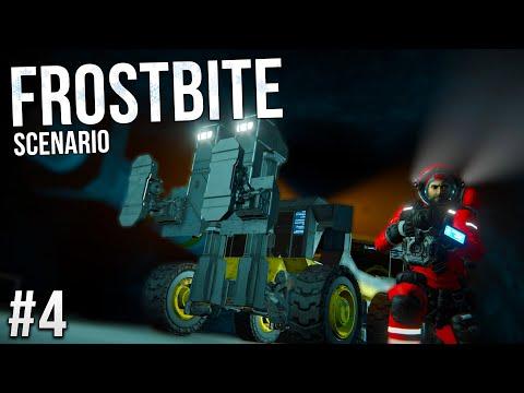 Space Engineers - FROSTBITE - Ep #4 - REACTOR OVERLOAD!
