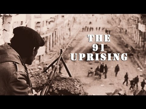 The '91 Uprising - The story behind the 1991 Uprising in Iraq