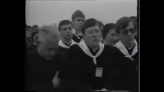 Jan Paweł II Włocławek 7 czerwca 1991 HOMILIA cz 1 Uroczystość Serca Jezusa