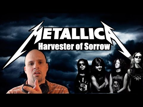 Metallica  Harvester of Sorrow , Seattle ReactionReview