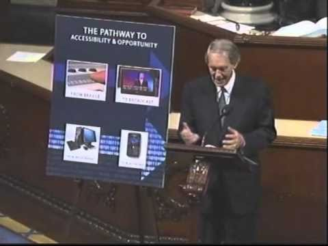 21st Century Communications And Accessibility Act Passage