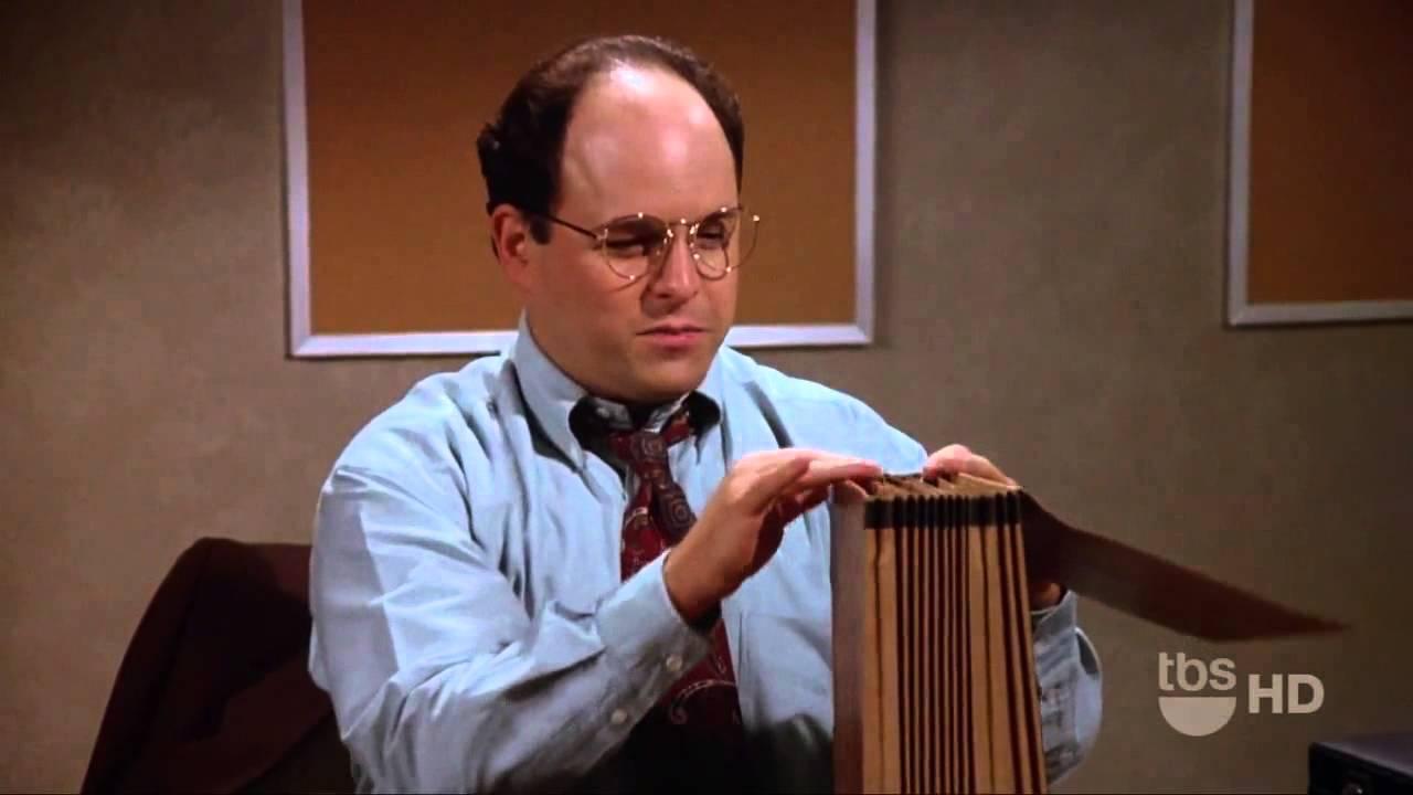 George isn't Penske Material! 1