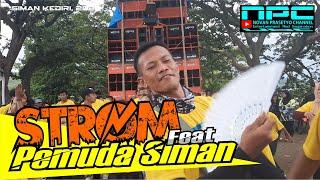Download STROM FEAT PEMUDA SIMAN JOGET BLA BLA VERSI KENDANG JAWA