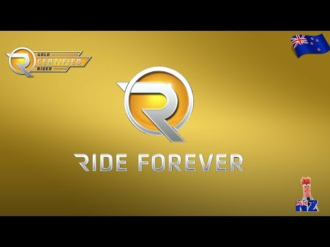 2 - Gold Certified Rider - Ride Forever NZ - nzbeeker