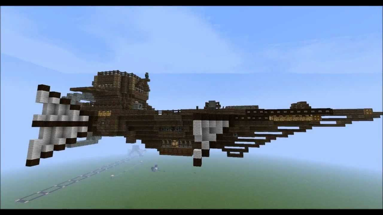 Archimedes' Ships Mod 1.7.10 (Create Your Own Ship ...