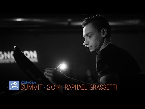 Official ZBrush Summit Presentation: Raphael Grassetti