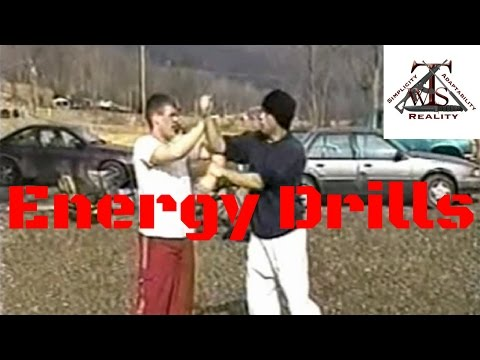 Kali and Wing Chun: Blending Energy Drills