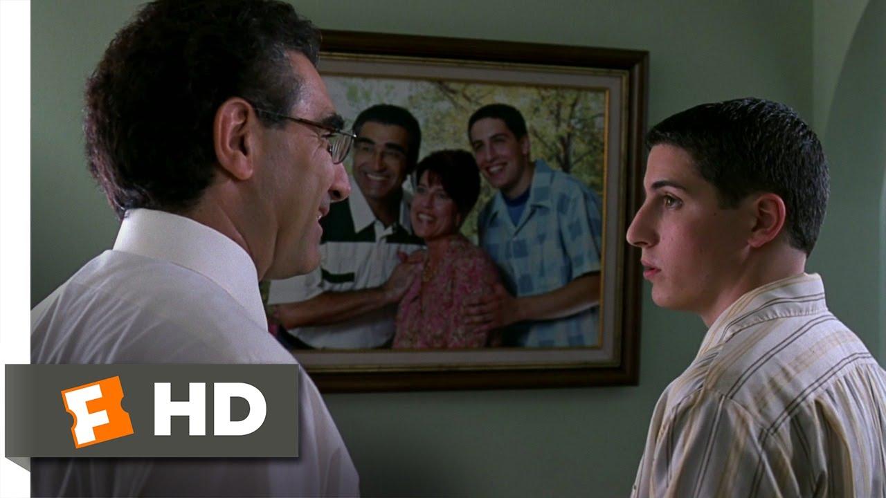 American Pie (7/12) Movie CLIP - Jim Wants a Partner (1999) HD