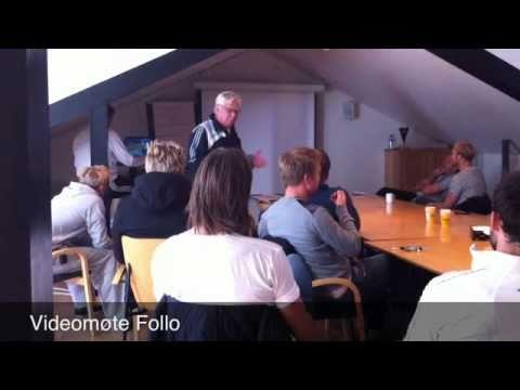 Videomøte før Follo