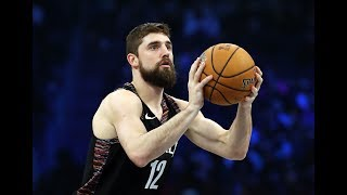 Best NBA 3-Point Shooter? Joe Harris Clinic 2018-19 Season