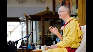 The kindness of our mother - Gen-la Kelsang Khyenrab