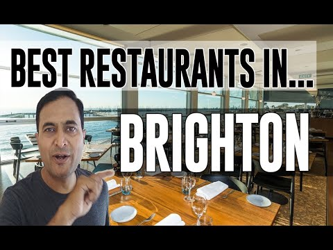 Best Restaurants & Places To Eat In Brighton, United Kingdom UK