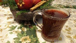 How To Make Warm Fruit Punch Como Hacer Ponche De Frutas Navideno Christmas Navidad Receta Recipe