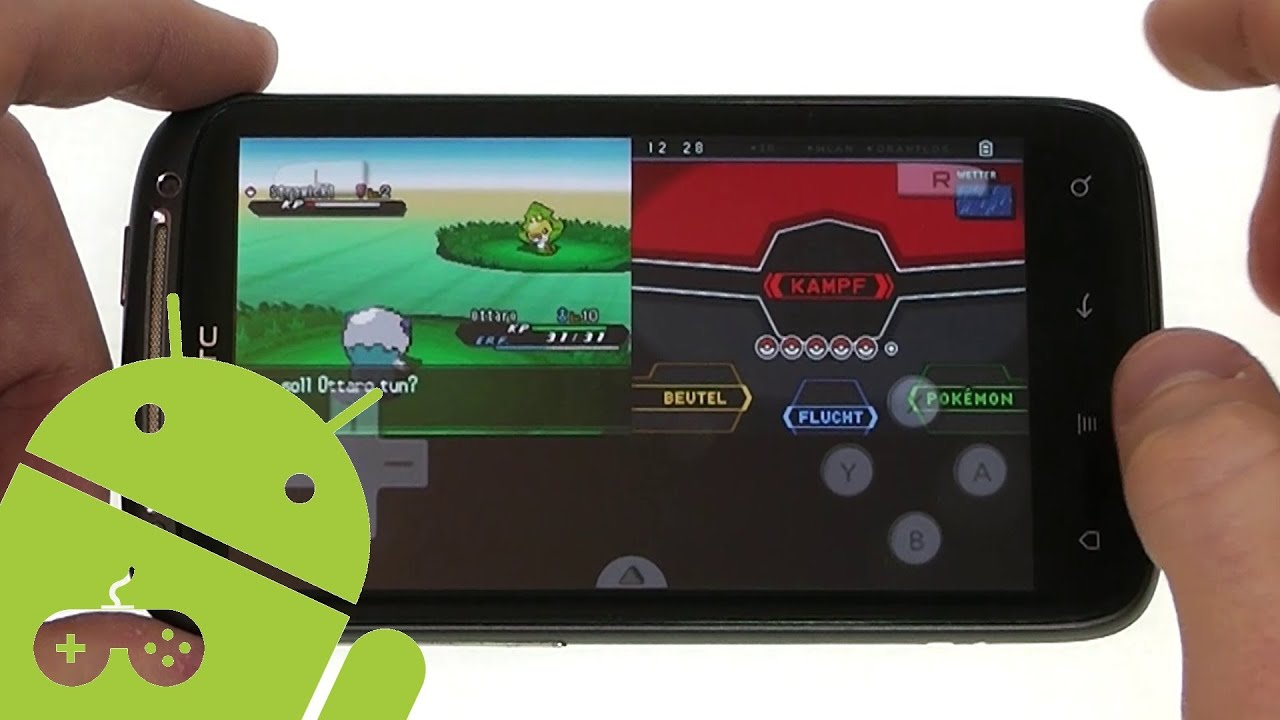 pokemon x and y nds rom for android
