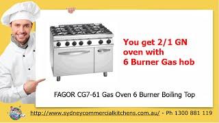 Fagor 700 Series Cooking Equipment & Restaurant Equipment