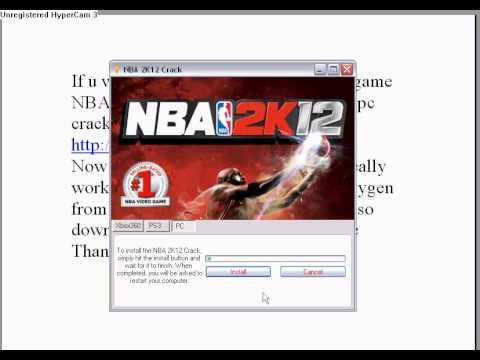 NBA 2K12 Keygen