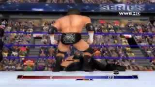 WWE RAW Ultimate Impact 2012 Gameplay [6] ! Двоен Мач !