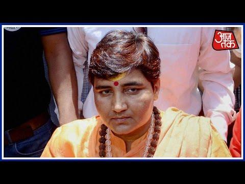I Am A Victim Of Congress' Conspiracy: Sadhvi Pragya
