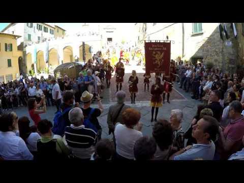 Lucignano maggiolata 2016 prima parte