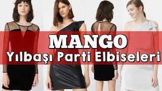 Yılbaşı Partisi Kombinleri - MANGO Elbise Modelleri | Zelfist