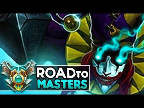 I CAN'T BELIEVE I ACTUALLY DID IT - Road to Masters #3 Season 8