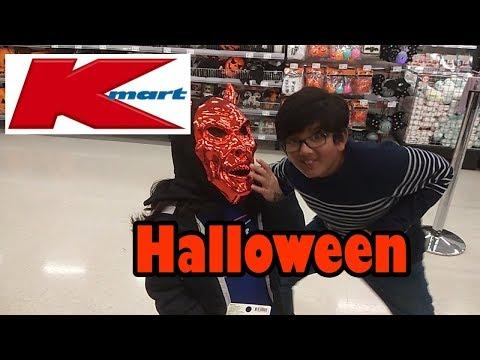 Kmart   Shop with me   Halloween
