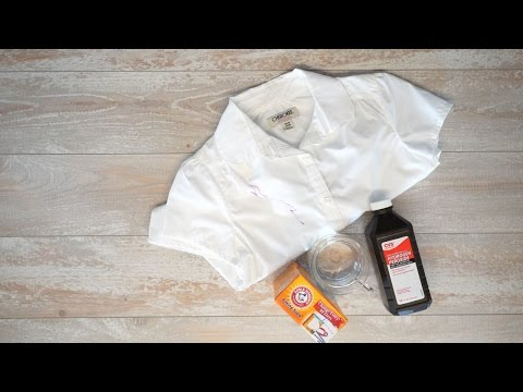 How to Remove Stains With Hairspray, Baking Soda, Other Everyday Items