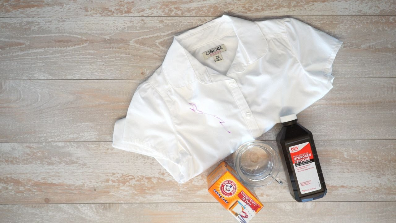 How To Remove Stains With Hairspray Baking Soda Other Everyday Items You