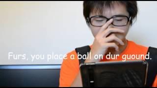 英語N分鐘第一集: 齊來踢足球