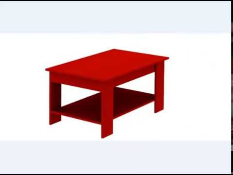 Como hacer una mesa centro de salon elevable youtube - Mesa de salon elevable ...