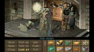 Indiana Jones and the Fate of Atlantis (PC CD, Talkie Version) | Team Path Longplay