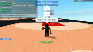 [ROBLOX] RB World 2 - HANDLES TUTORIAL!